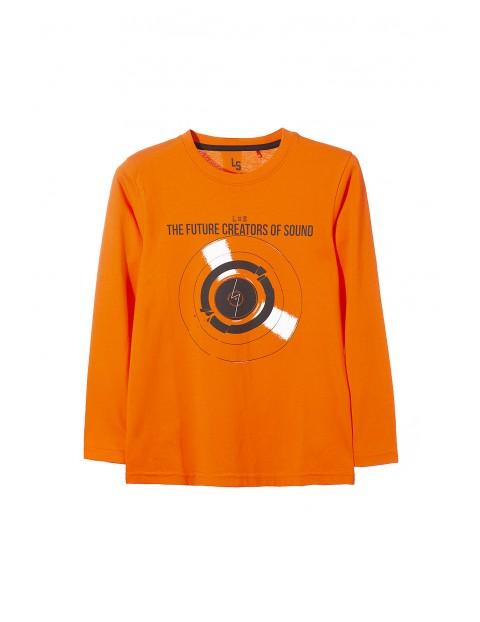 Bluzka chłopięca 100% bawełna 2H3509
