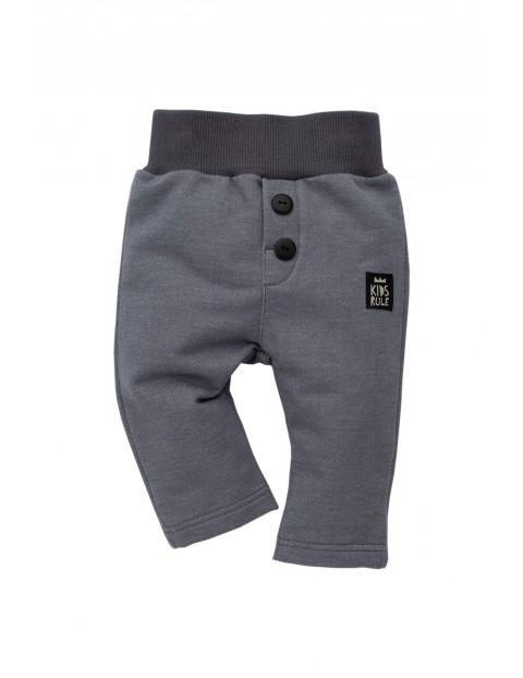 Spodnie dziewczęce 100% bawełna 3M35C9