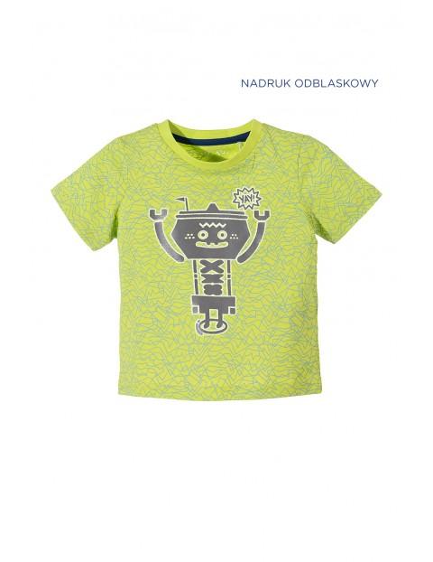T-shirt chłopięcy 1I3402