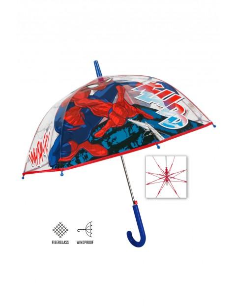 Parasolka automatyczna chłopięca- Spiderman 3+