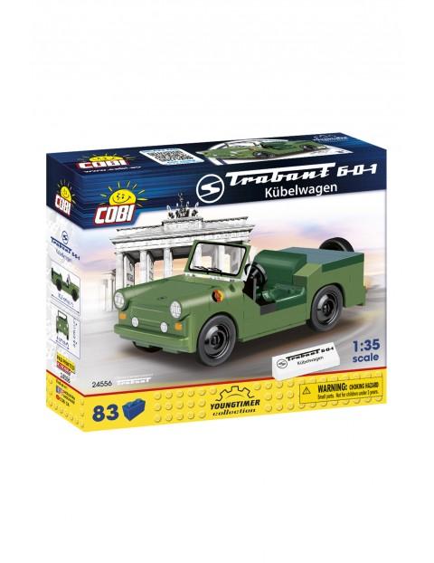 Klocki COBI 24556 Trabant 601 Kubelwagen 83 elementy wiek 5+