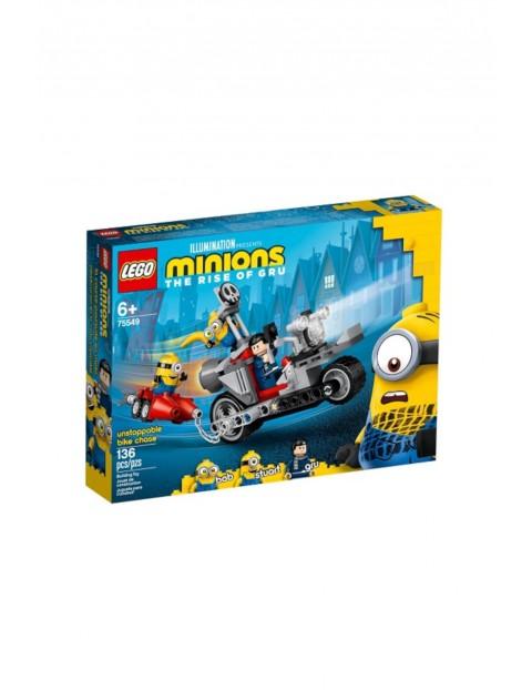 LEGO® Minions 75549 - 136 elementów wiek 6+