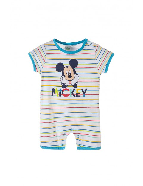 Rampers niemowlęcy Myszka Mickey 5R34AF