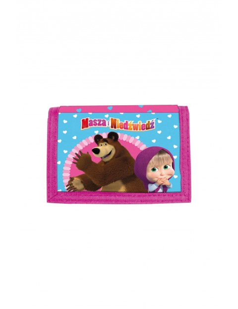 Portfel Masza i Niedźwiedź