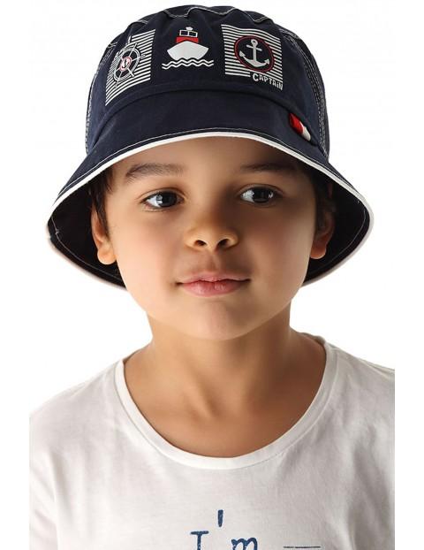 Kapelusz dla chłopca  1X34C1