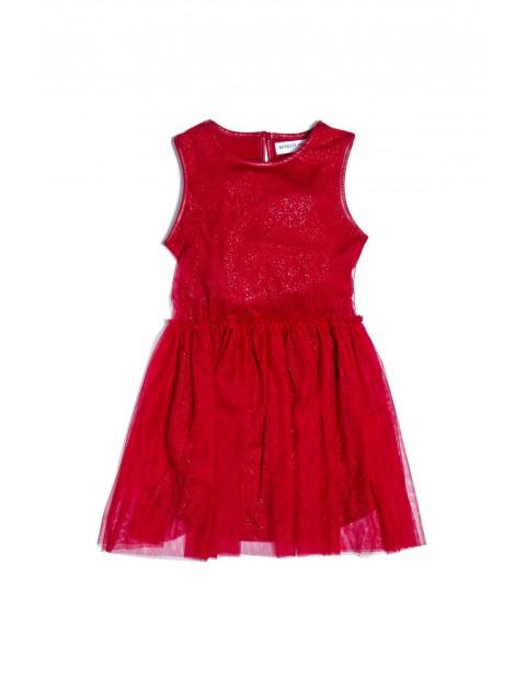 Sukienka dziewczęca 4K35A3