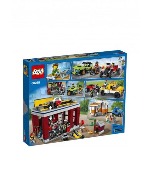 LEGO® City Warsztat tuningowy (60258) wiek 6+ - 897 elementów