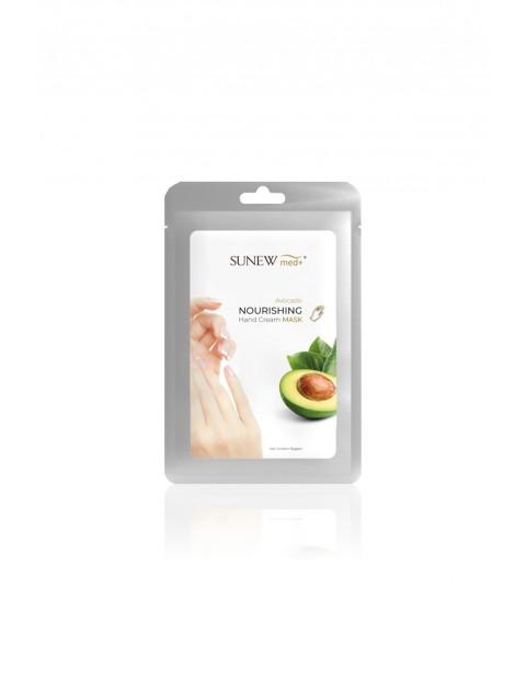 Intensywnie nawilżająca i odżywcza – odmładzająca MASKA DO DŁONI z olejkiem z avocado
