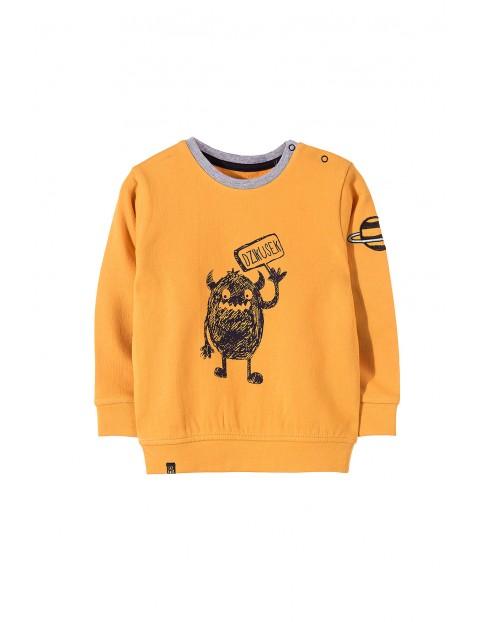 Bluza dresowa niemowlęca 5F3401