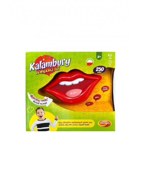 Gra Kalambury – Dźwięknij to! wiek 8+