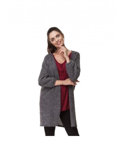 Cardigan ciążowy- ubrania dla mamy5O35LU