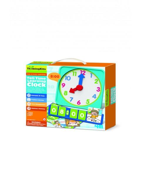 Zrób to sam - 4M Zegarek naukowy zabawka wiek 4+