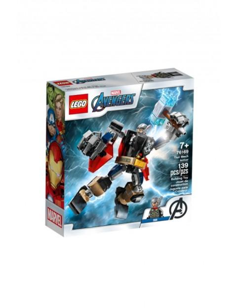 LEGO Super Heroes - Opancerzony mech Thora - 139 elementów