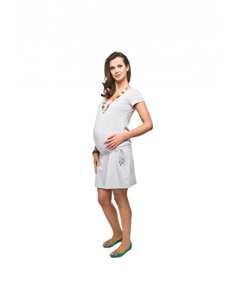 Sukienka dla przyszłej mamy 5O32FA