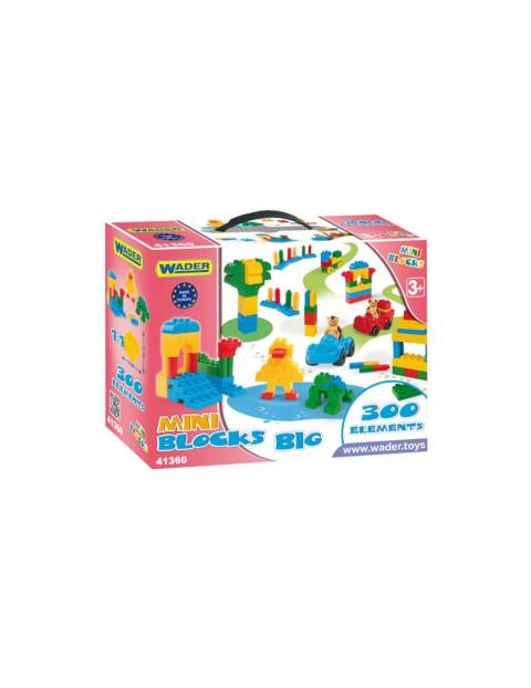 Klocki Mini Blocks zestaw 300el 1Y36FC