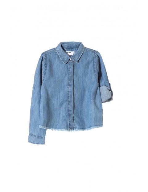 Koszula dziewczęca 4J3408