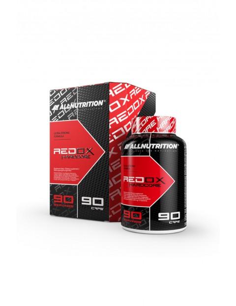Suplementy diety - Allnutrition Redox Hardcore - Spalacz tłuszczu -  90 kapsułek