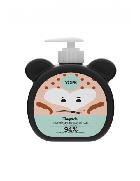 Naturalne mydło dziecięce - Nagietek 400ml