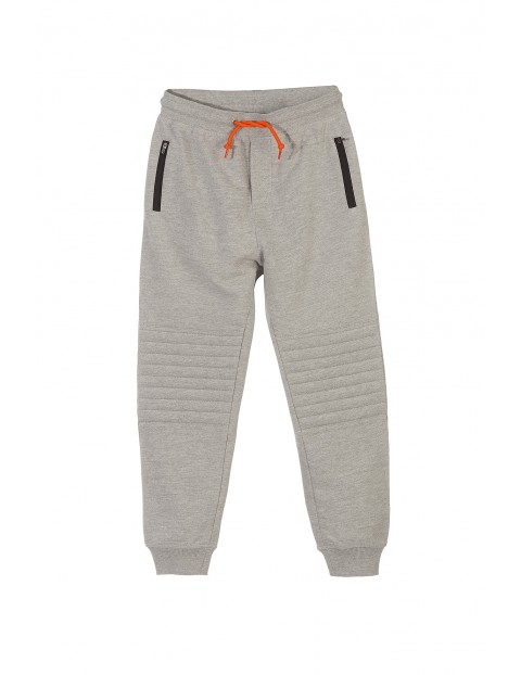 Spodnie dresowe chłopięce 2M3210