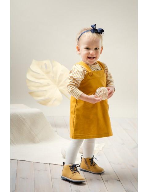 Sukienka ogrodniczka niemowlęca Nice Day