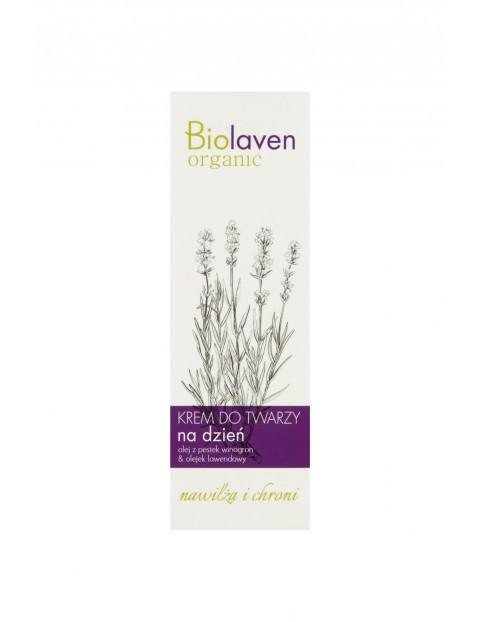 Krem do twarzy na dzień Biolaven Organic 50 ml