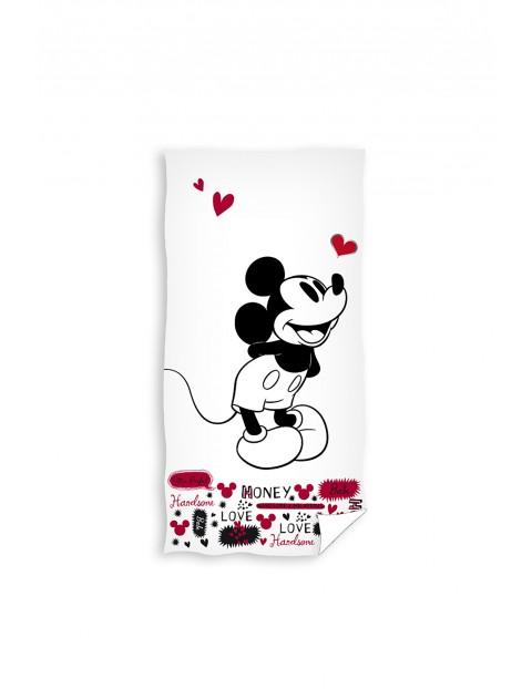 Ręcznik kąpielowy bawełniany Myszka Mickey 70x140 cm