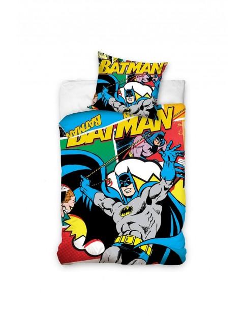 Pościel Batman 160x200 + 70x80cm