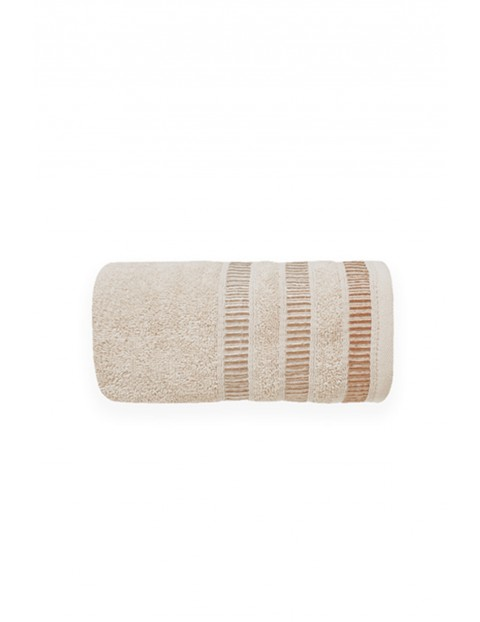 Ręczniki SAGITTA beżowy 30X50cm 2-pak