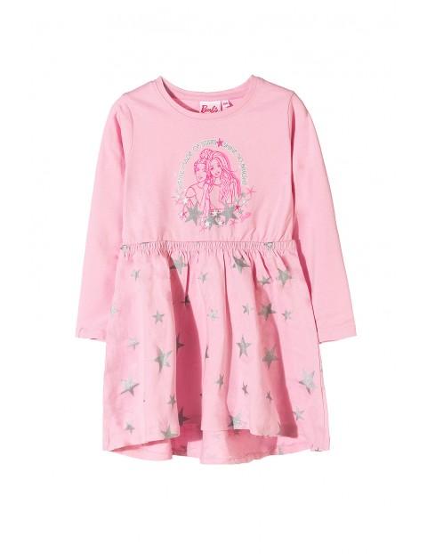 Sukienka dziewczęca Barbie 3K3515