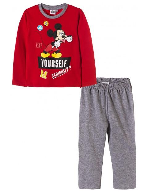 Pidżama chłopięca Myszka Mickey 1W35DD