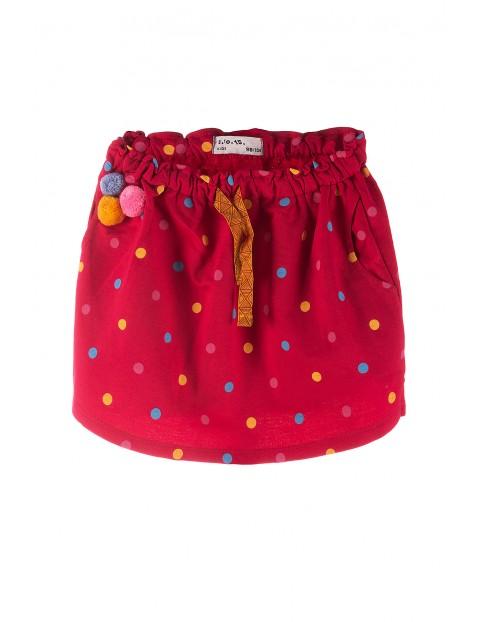 Spódnica dziewczęca dzianinowa 3Q3510