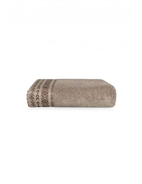 Ręcznik DRIADA brązowy 50X90cm