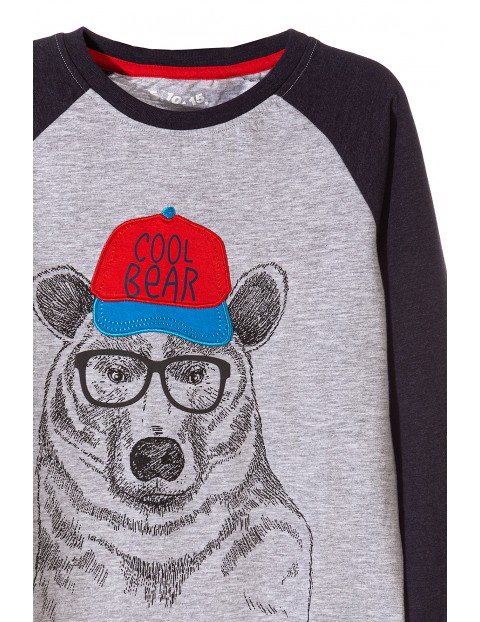 Piżama chłopięca Cool Bear