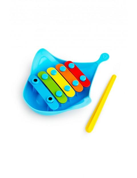 Zabawka niemowlęca do kąpieli cymbałki DINGRAY wiek 12msc+