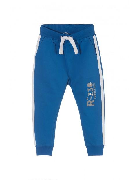 Spodnie dresowe chłopięce 1M3227