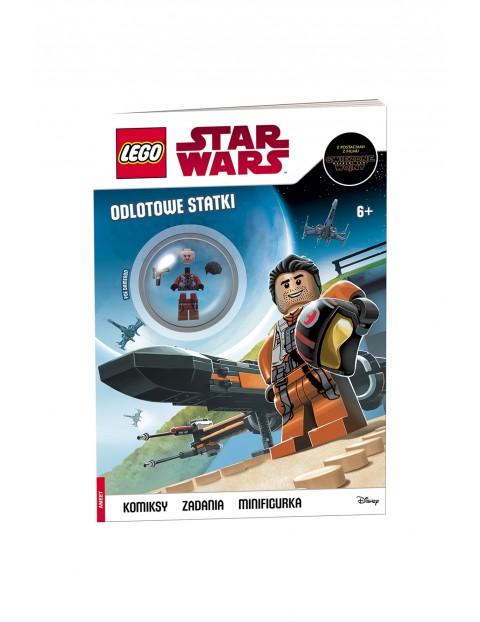 Książeczka Lego Star Wars. Odlotowe Statki