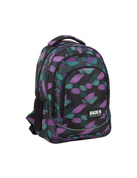 Plecak dziewczęcy do szkoły Flow