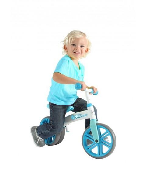 Yvolution Rowerek biegowy Velo Junior- niebieski