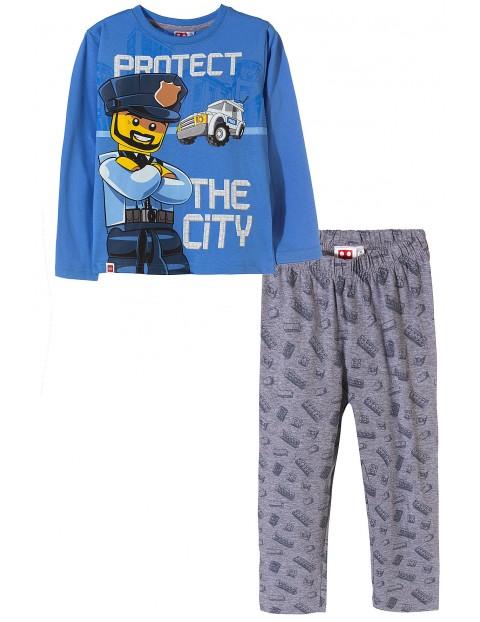 Pidżama chłopięca LEGO City 1W35CQ