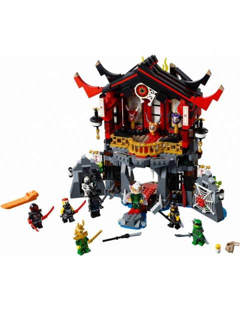 Klocki Lego Ninjago Świątynia Wskrzeszenia