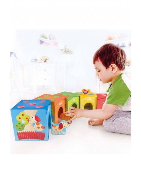 Wieża przyjaźni-zabawka dla dziecka 18msc+