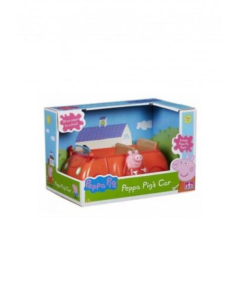 Świnka Peppa - Auto Peppy z figurką
