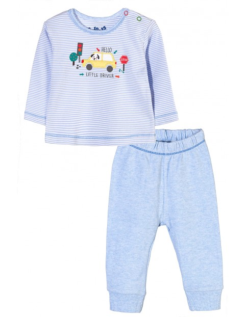 Piżama niemowlęca 100% bawełna 5W3517
