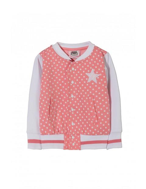 Bluza dresowa niemowlęca 5F3102