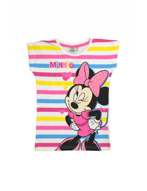 T-shirt dziewczęcy Minnie 3I34DS