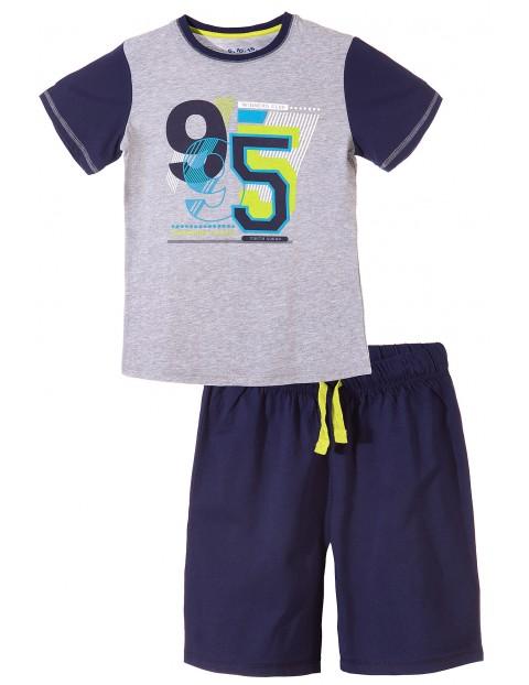 Pidżama chłopięca 2W3408