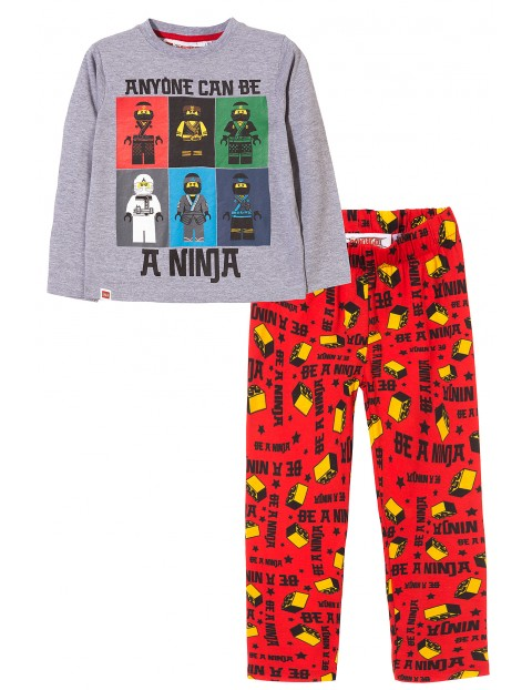 Pidżama chłopięca Ninja