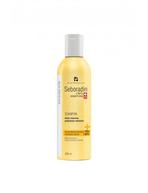 Seboradin z naftą kosmetyczną  szampon - 200ml