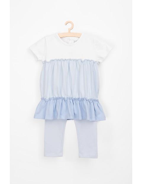 Komplet ubranek dla dzieci– tshirt + spodenki