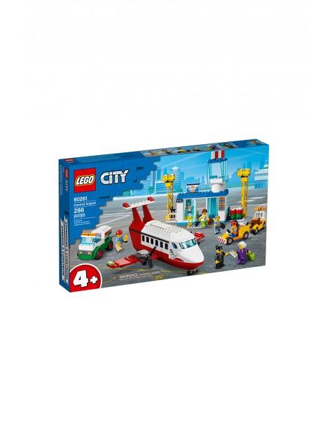 LEGO City Centralny port lotniczy (60261) wiek 4+